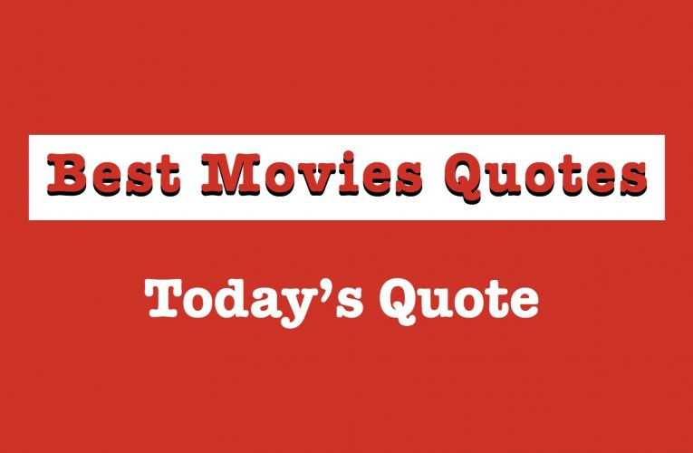Reel Life Wisdom – The 10 Smartest Movie Quotes of 2017